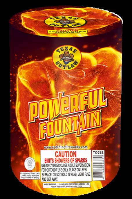 Powerful Fountain