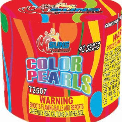 Color Pearl 48 Shot