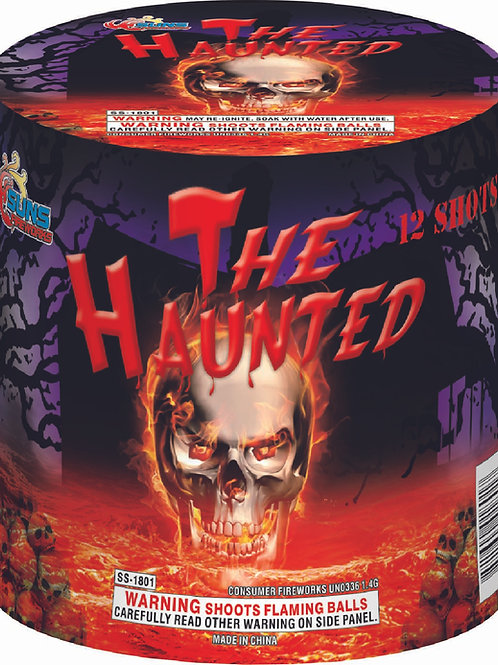 The Haunted 12 Shot