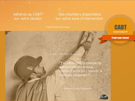 Chantiers de rénovation fournis Découvrez le CABT !!!