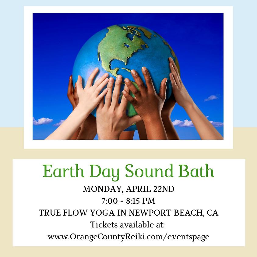 Earth Day Sound Bath