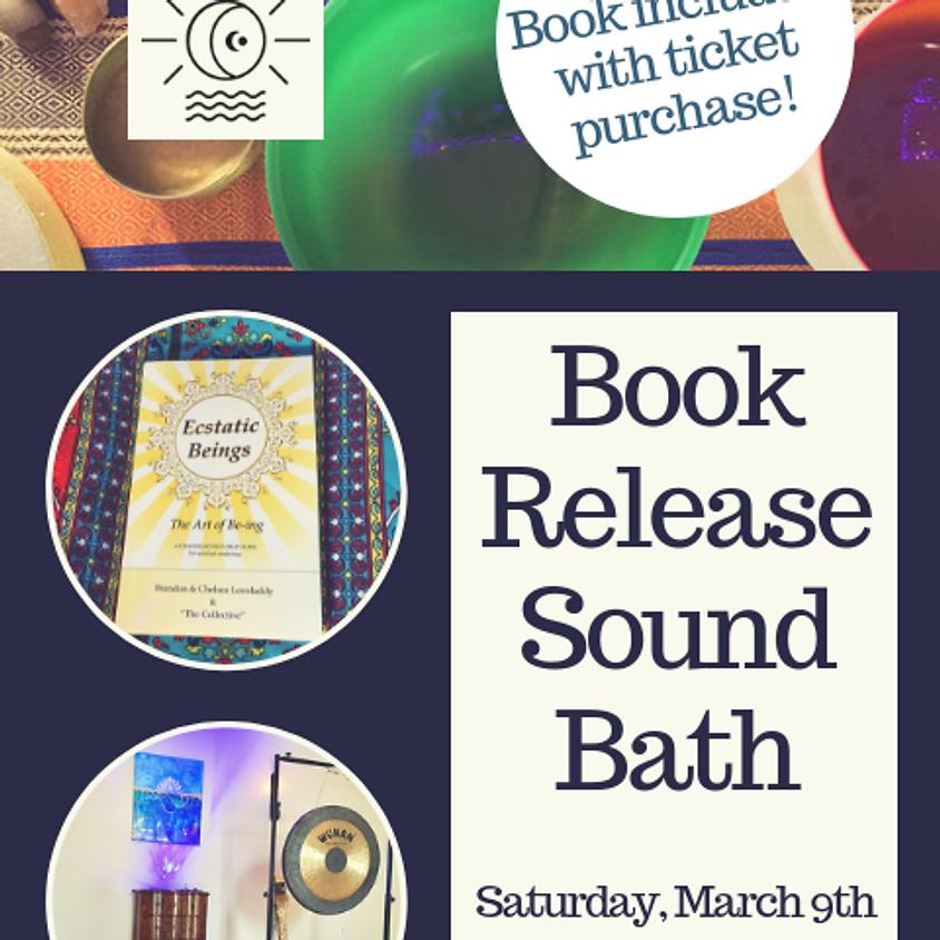 Book Release Sound Bath