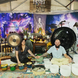 retreat sound bath