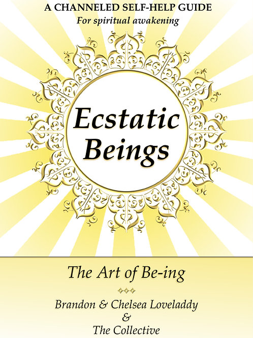 eBook | Ecstatic Beings: The Art of Be-ing