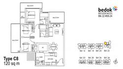 Home Bedok Residences Blk 22 08 24