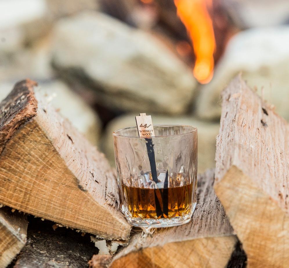 Whiskey Stirrer from Whiskey Wood