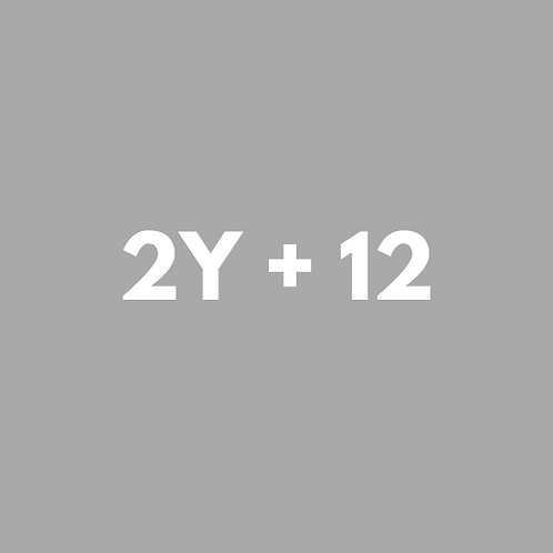 2 SESIONES YOGA + 12 GRUPALES