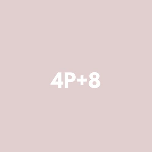 4 Privadas + 8 Grupales