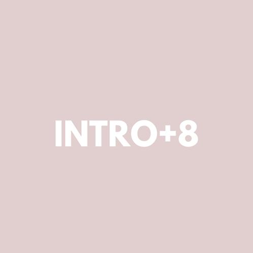 3 Introduccion + 8 Grupales