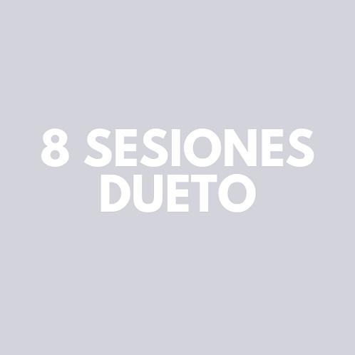 8 Sesiones Dueto