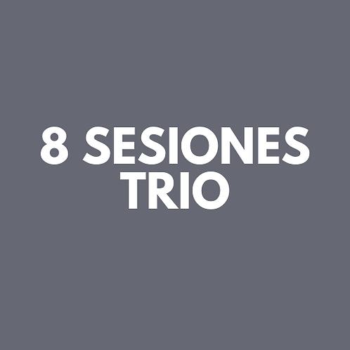 8 Sesiones Trio