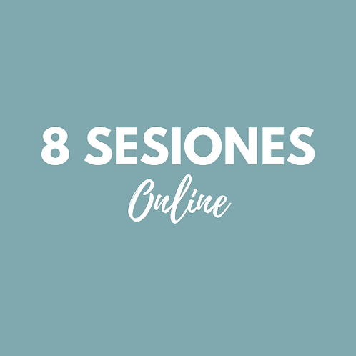 8 Sesiones Pilates Online