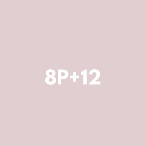 8 Privadas + 12 Grupales