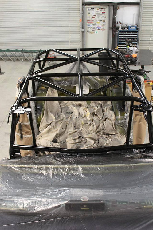 Custom JEEP Rollcage