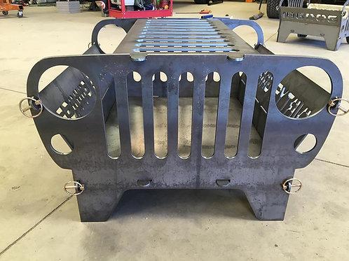 Jeep JK Fire Pit