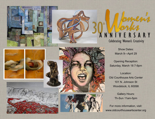 30th Anniversary Women's Works Show