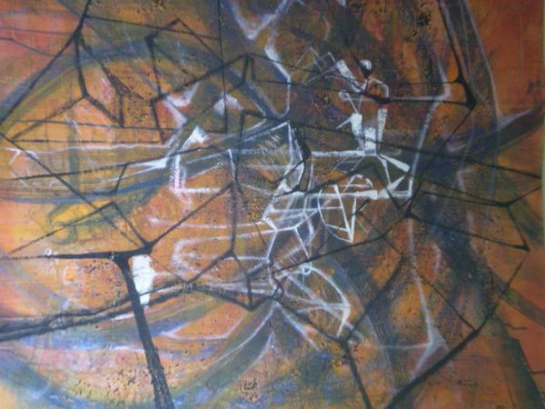 Detail of nave poetica II