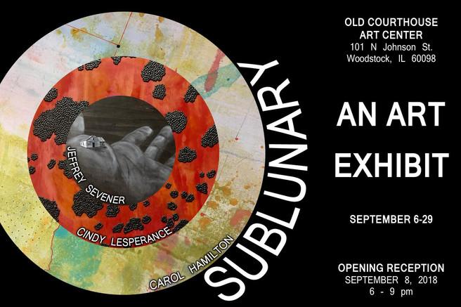 Sublunary - An Art Exhibit
