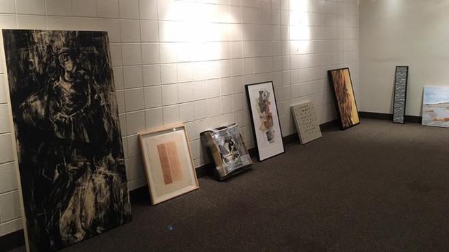 Expanding Borders : 2nd Biennial ONU Regional Art Exhibition