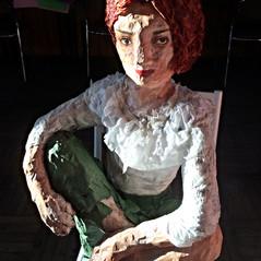 papier mache 2014 (private collection)