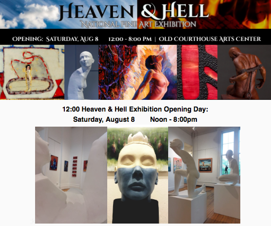 Heaven & Hell National Fine Are Exhibition