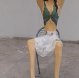 papier mache 2013 (private collection)