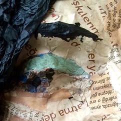 papier mache (private collection) 2017