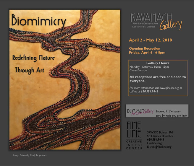 Biomimicry - Opening Tonight