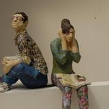 attention!  papier mache 2013 (private collection)