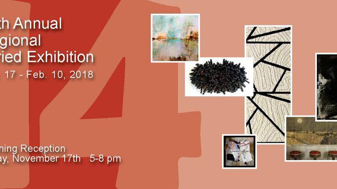 Freeport Art Museum - 14th Annual Regional Juried Exhibition