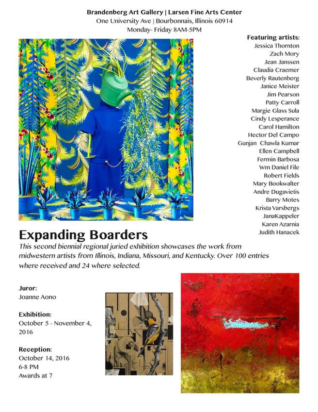 Expanding Borders : Brandenburg Gallery