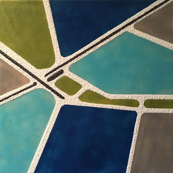 BEST IN SHOW  Niza Knoll Gallery - Wax Stories II Exhibition