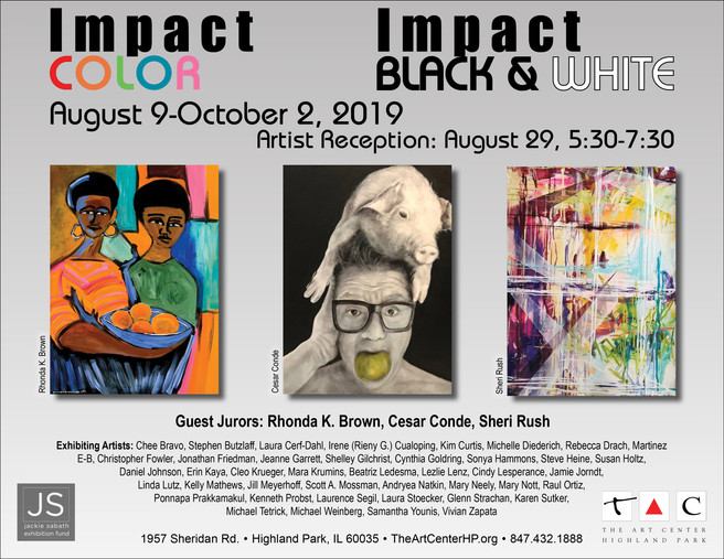 IMPACT:  Color-Black-White