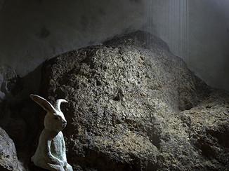 the hole, installation- fine arts press Mardin 2014pic.: Emel Ernalbant