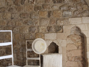'moulage'; plaster, moulding, 2018, Mardin