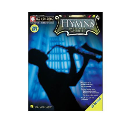 PLAY ALONG HYMNS incluye CD