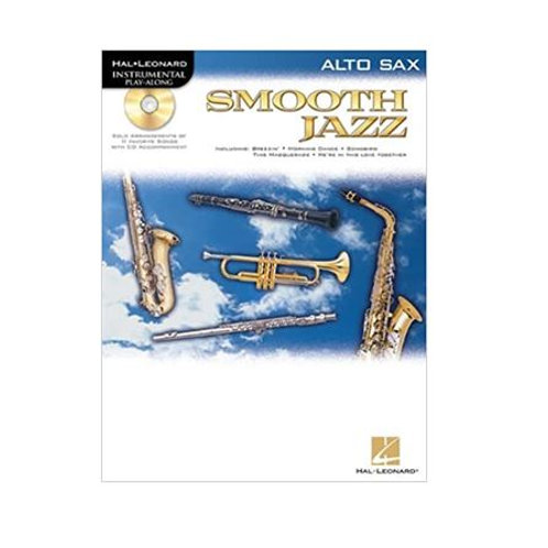 SMOOTH JAZZ Play Along SAXO ALTO