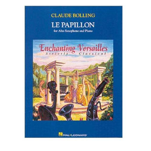 LE PAPILLON para Saxo Alto y Piano