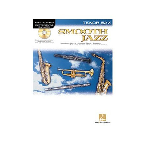 SMOOTH JAZZ Play Along SAXO TENOR