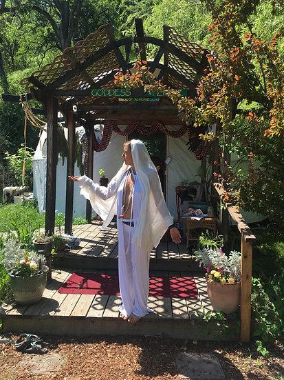 Raising a Goddess Temple