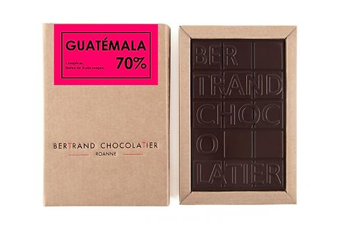 TABLETTE GRAND CRU - GUATÉMALA 73%