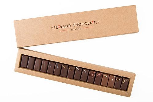 COFFRET 16 BONBONS DE CHOCOLATS