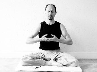 Meditation, kurs i meditation, workshop, buddhism, buddhistisk meditation, Chris McAlister