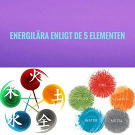 Energilära enligt de 5 Elementen