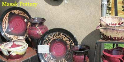 Masak Pottery