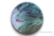 """Lauren T Kistner #5 (5.26) 24"""" Mixed Media Oil Painting"""