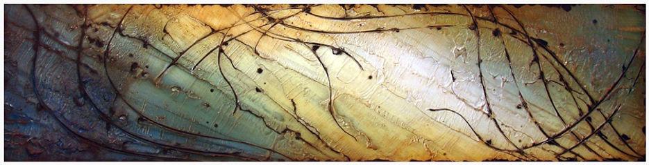 ©2010 Lauren T Kistner. Suffuse. Oil painting on panel