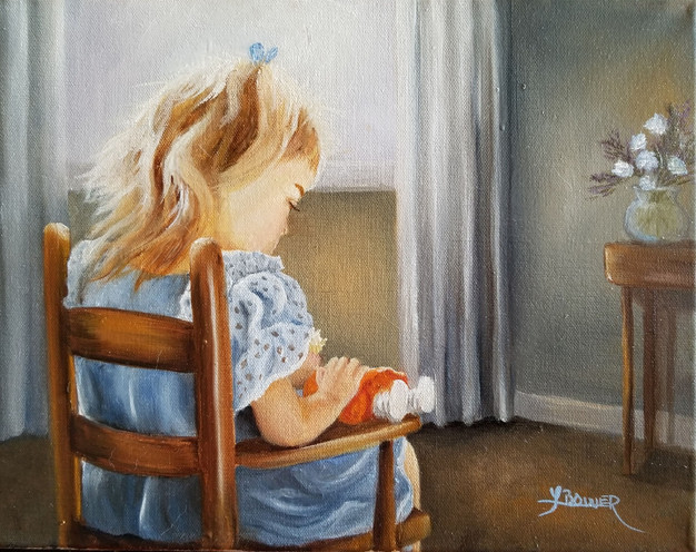 Lisa Bower - Angel in Time Out