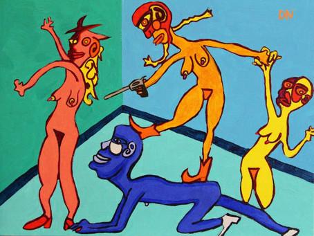 Derek Norsworthy - We Art Men Too!