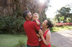ensaio família ao ar livre